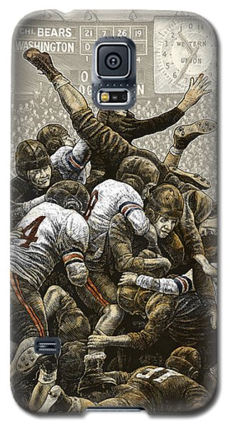 1940 Chicago Bears Galaxy S5 Case