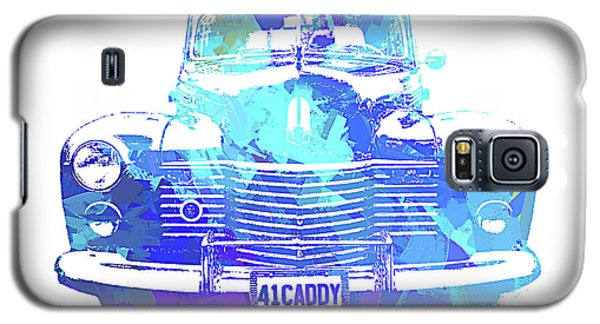 1941 Cadillac Front Abs Blue Galaxy S5 Case