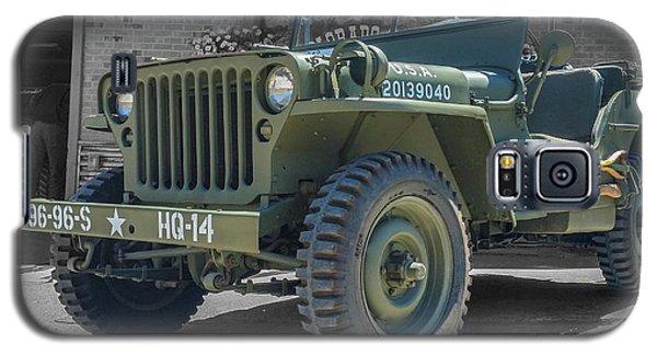 1942 Willys Gpw Galaxy S5 Case
