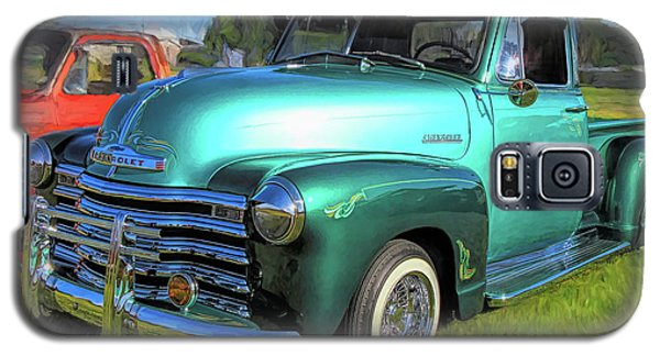 1950 Chevy Pickup Lowrider Bomb Galaxy S5 Case