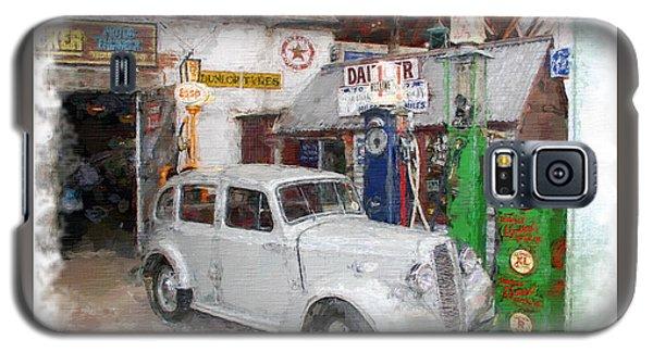 1950s Garage Galaxy S5 Case