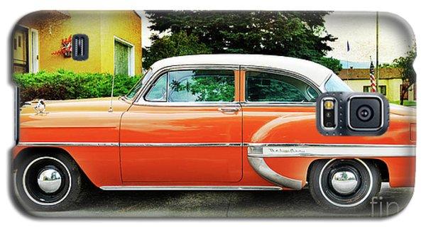 1954 Belair Chevrolet 2 Galaxy S5 Case