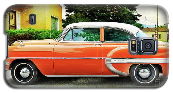 1954 Belair Chevrolet 2 Galaxy S5 Case