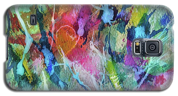 Abstract 224 Galaxy S5 Case
