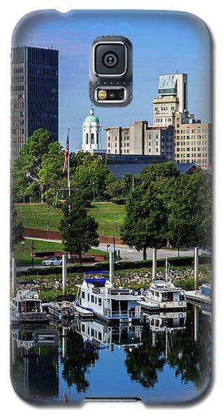 Augusta Ga - Savannah River Galaxy S5 Case
