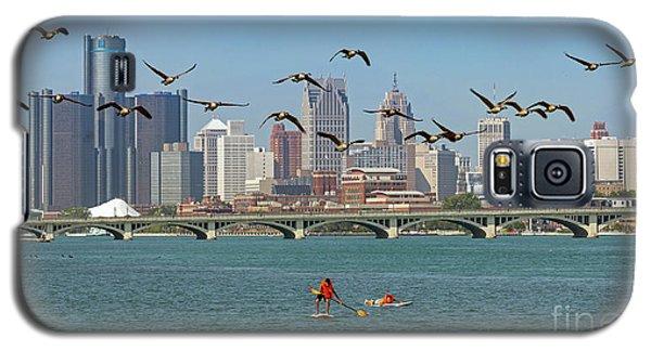 Detroit River Galaxy S5 Case