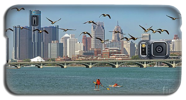 Detroit River Galaxy S5 Case