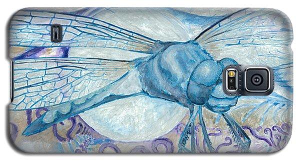 Dragonfly Moon Galaxy S5 Case