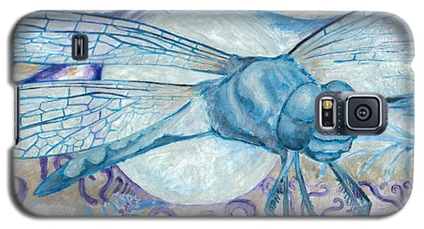 Dragonfly Moon Galaxy S5 Case