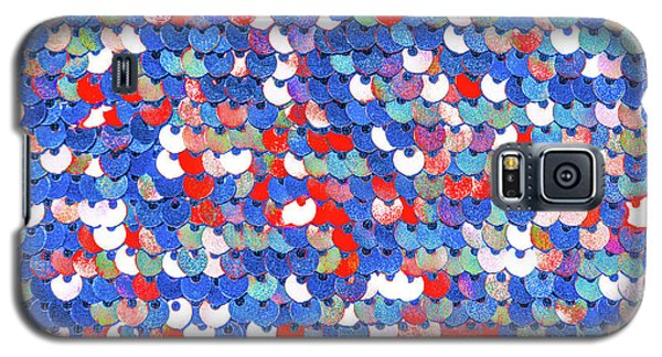 Funky Sequins Galaxy S5 Case