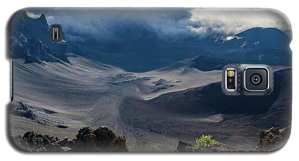 Haleakala Crater Galaxy S5 Case