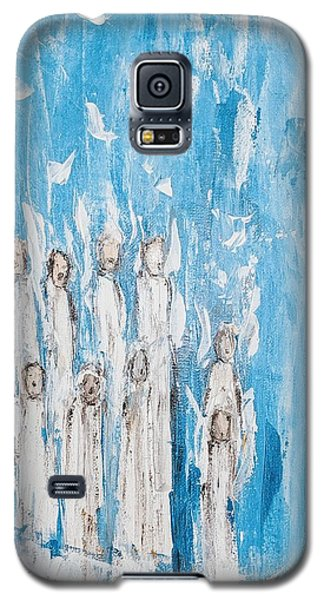 Heavenly Host Of Angels  Galaxy S5 Case