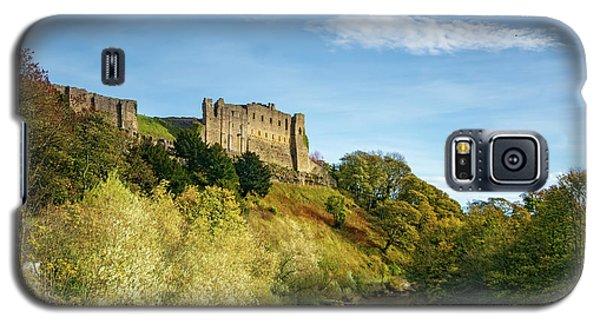 Castle Galaxy S5 Case - Richmond Castle by Smart Aviation