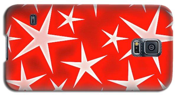 Star Burst 3 Galaxy S5 Case