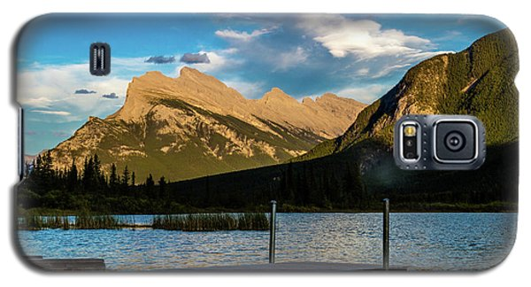 Vermillion Lakes, Banff National Park, Alberta, Canada Galaxy S5 Case