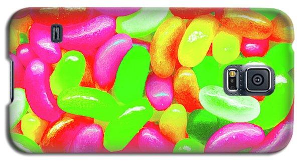 Vibrant Jelly Beans Galaxy S5 Case