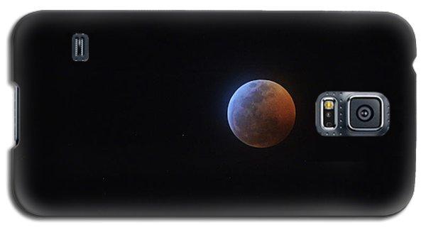 2019 Lunar Eclipse Galaxy S5 Case