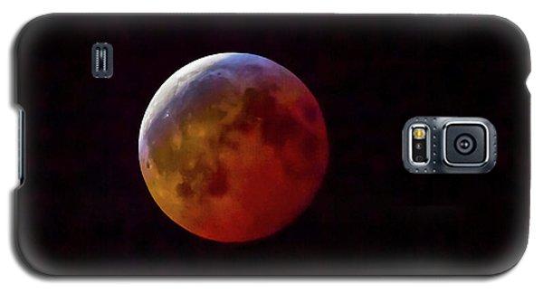 2019 Super Blood Wolf Moon Galaxy S5 Case