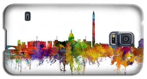 Washington Dc Skyline Galaxy S5 Case