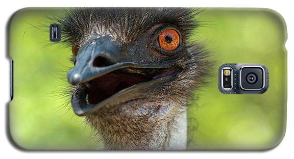 Australian Emu Outdoors Galaxy S5 Case