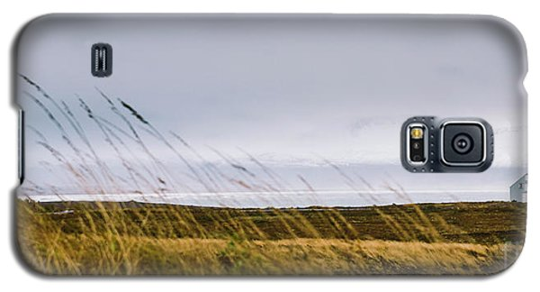 Beautiful Panoramic Photos Of Icelandic Landscapes That Transmit Beauty And Tranquility. Galaxy S5 Case