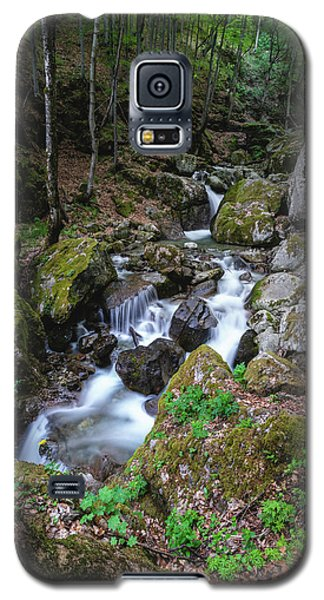 Bela River, Balkan Mountain Galaxy S5 Case