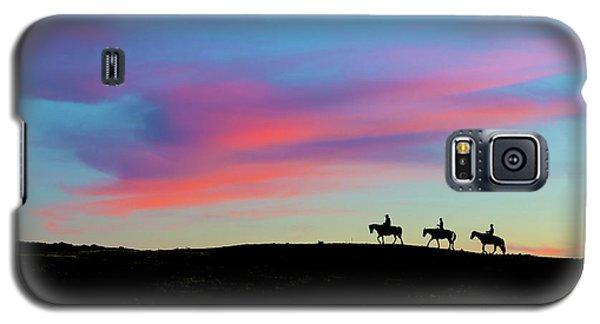 3 Horsemen Galaxy S5 Case