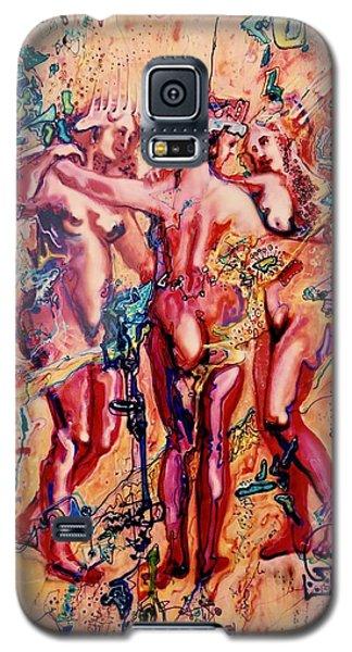 3 Virgins - Rubens, Airbrush 1990 Galaxy S5 Case