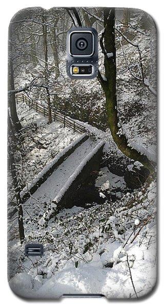 30/01/19  Rivington. Cascade Bridge. Galaxy S5 Case