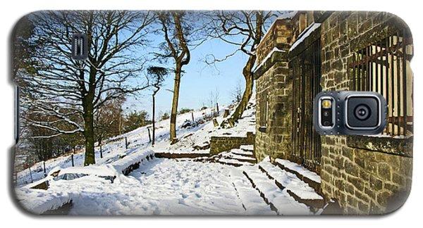 30/01/19  Rivington. Summerhouse In The Snow. Galaxy S5 Case