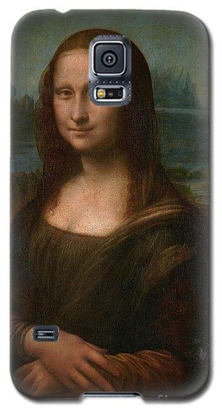 Mona Lisa Galaxy S5 Case