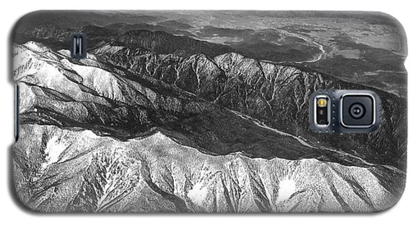 35,000 Feet Over Utah Galaxy S5 Case