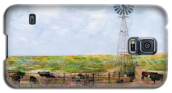 Classic Cattle  Galaxy S5 Case