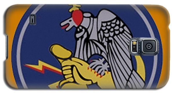 496th Tactical Fighter Squadron  Galaxy S5 Case