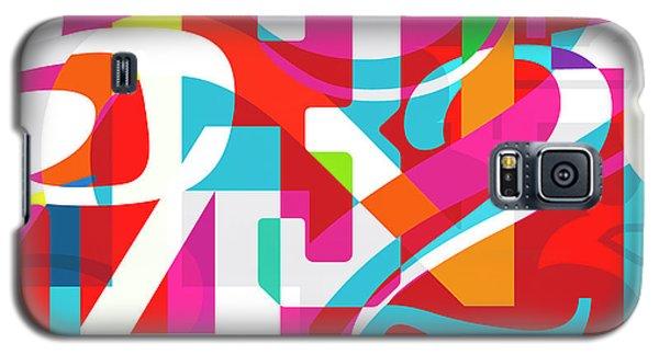 54321 Galaxy S5 Case