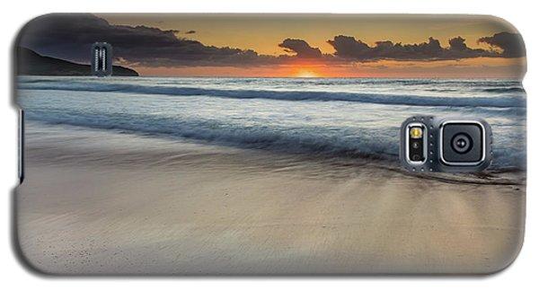 Sunrise Beach Seascape Galaxy S5 Case