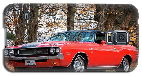 70 Dodge Challenger Rt - Driver Side Galaxy S5 Case