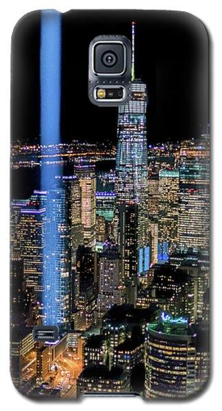 911 Lights Galaxy S5 Case