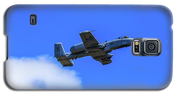 A-10c Thunderbolt II In Flight Galaxy S5 Case