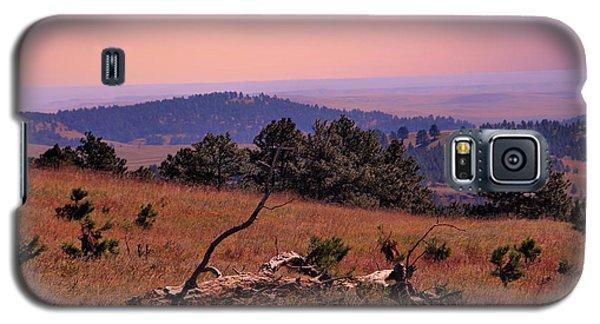Autumn Day At Custer State Park South Dakota Galaxy S5 Case
