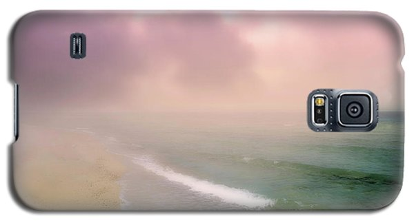 A Beautiful Afternoon At The Dreamland Seashore Galaxy S5 Case