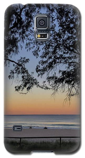 A Beautiful Place To Be Galaxy S5 Case