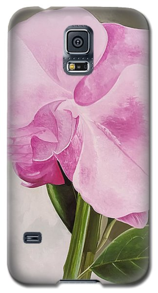 A Beautiful Rose Galaxy S5 Case