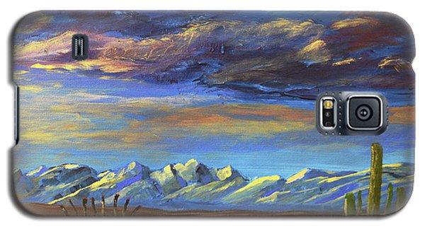 A Catalina Winter Galaxy S5 Case