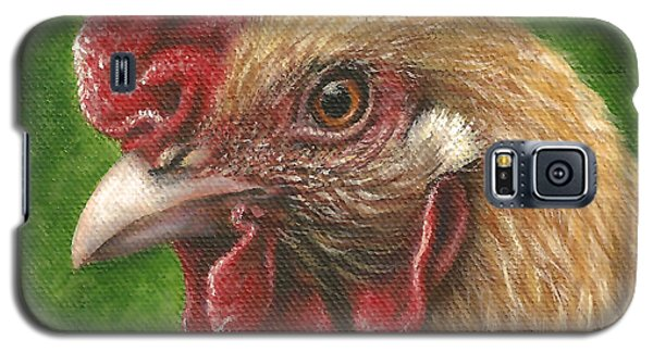 A Chicken For Terry Galaxy S5 Case