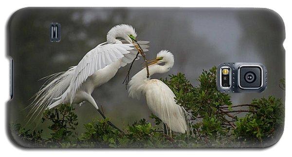 A Couple Of Birds Galaxy S5 Case
