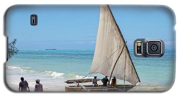 A Dhow In Zanzibar Galaxy S5 Case