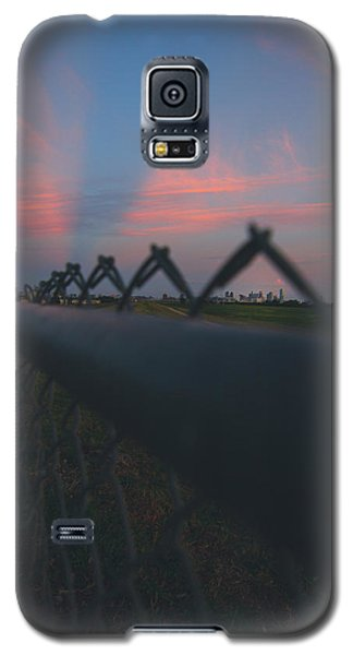 A Fence Galaxy S5 Case