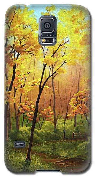 A Forgotten Trail Galaxy S5 Case
