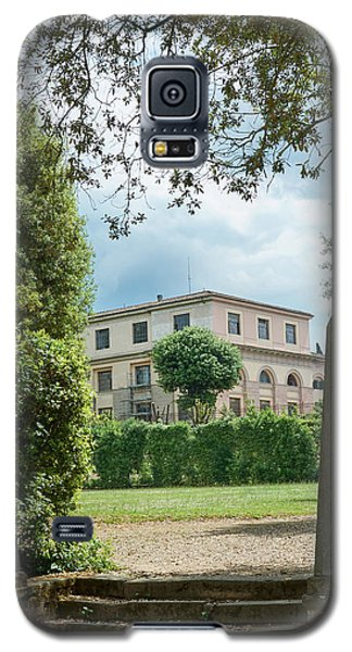 A Hidden View In The Boboli Gardens Galaxy S5 Case